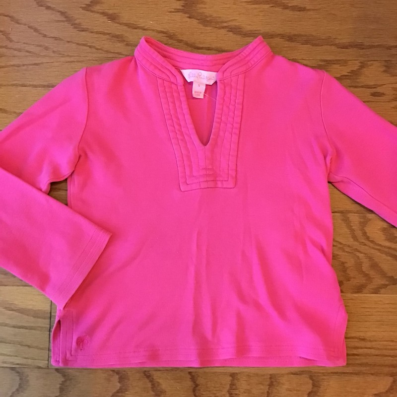 Lilly Pulitzer Shirt, Pink, Size: 5