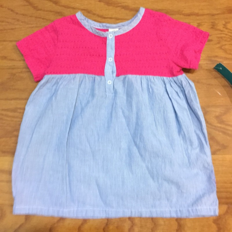 Tucker Tate Dress, Blue, Size: 24m
