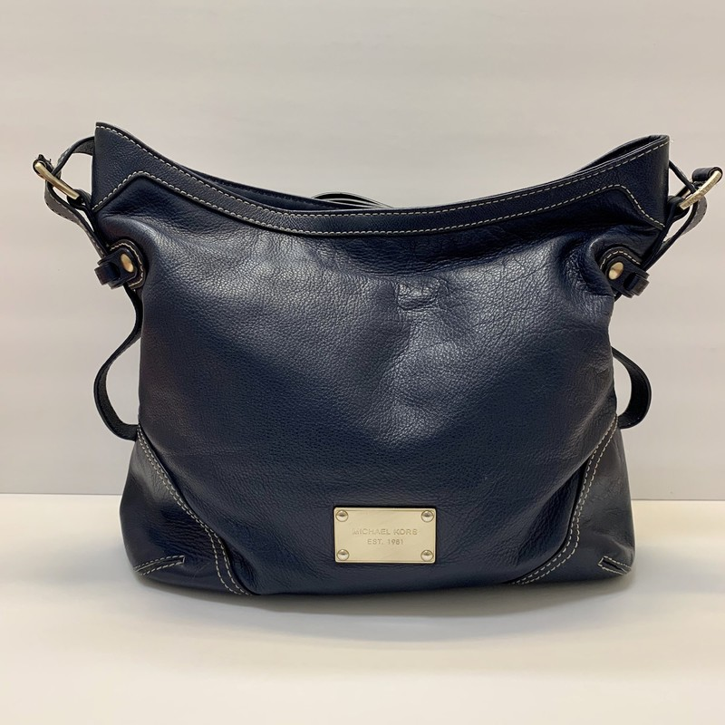 Michael Kors leather Bag<br /> Blue, Shoulder bag