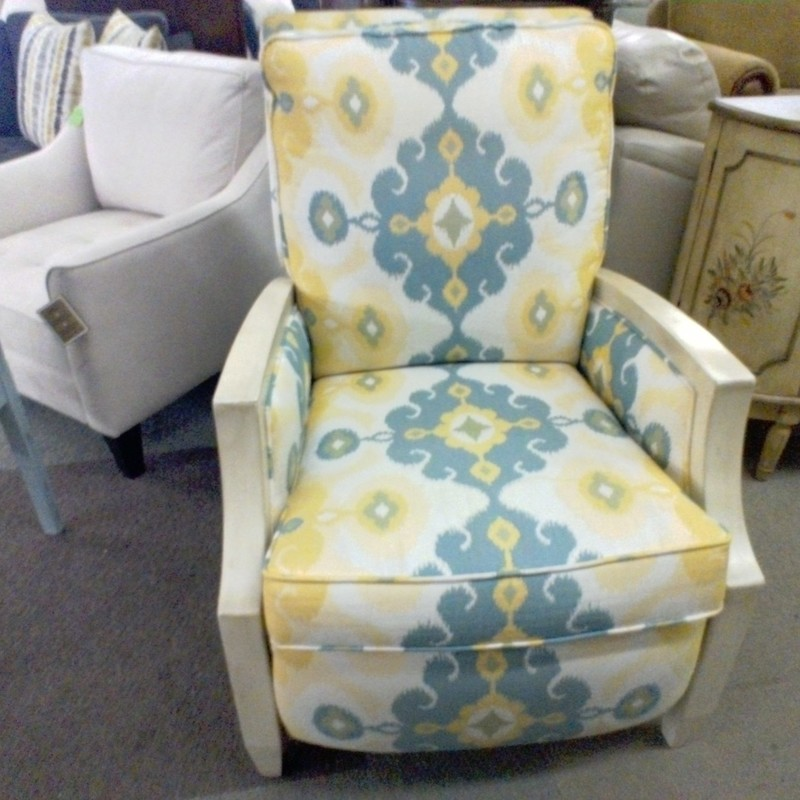 RECLINER, FLORAL, Size: None