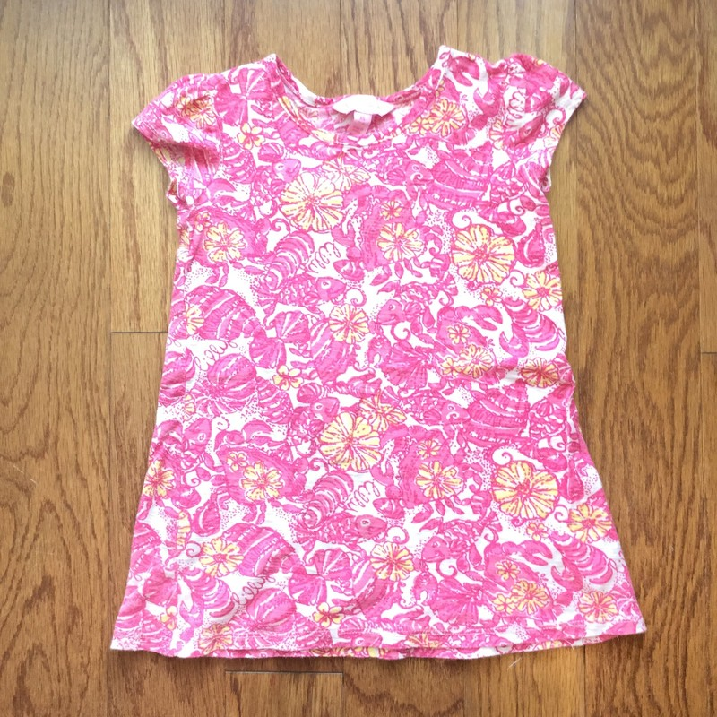 Lilly Pulitzer Dress, Pink, Size: 2-3<br /> <br /> <br /> ALL ONLINE SALES ARE FINAL. NO RETURNS OR EXCHANGES.