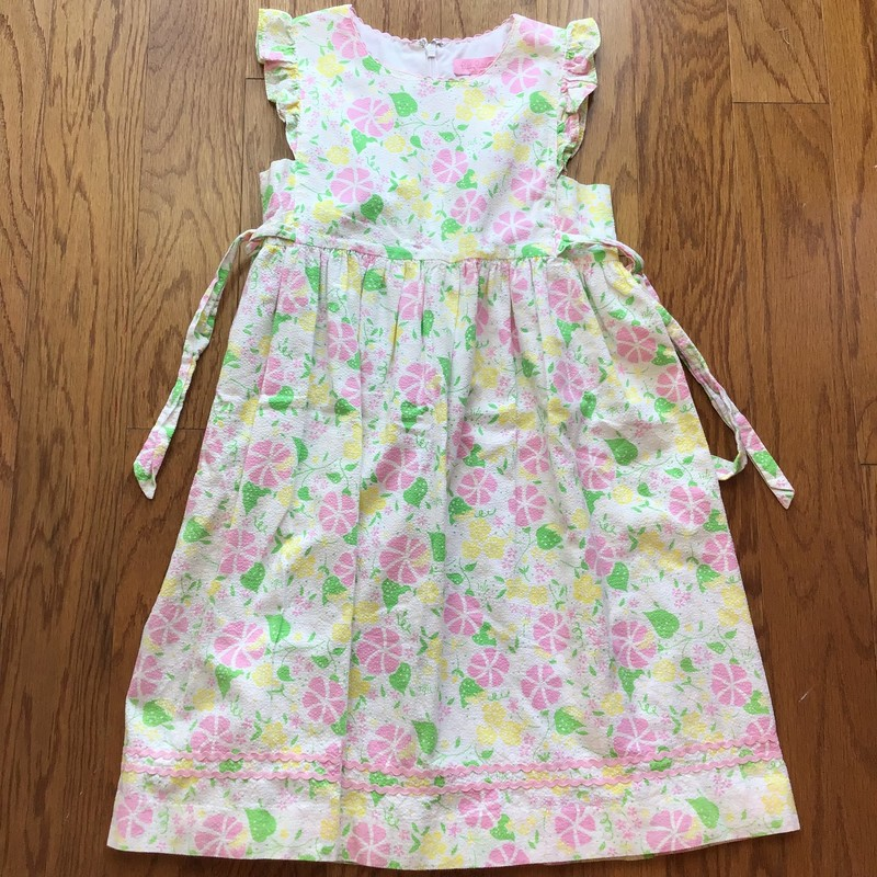 Lilly Pulitzer Dress, White, Size: 8<br /> <br /> <br /> <br /> ALL SALES ARE FINAL. NO RETURNS OR EXCHANGE.