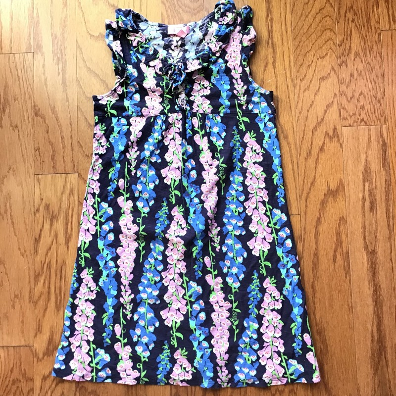 Lilly Pulitzer Dress, Multi, Size: 12-14<br /> <br /> <br /> <br /> ALL SALES ARE FINAL. NO RETURNS OR EXCHANGES.