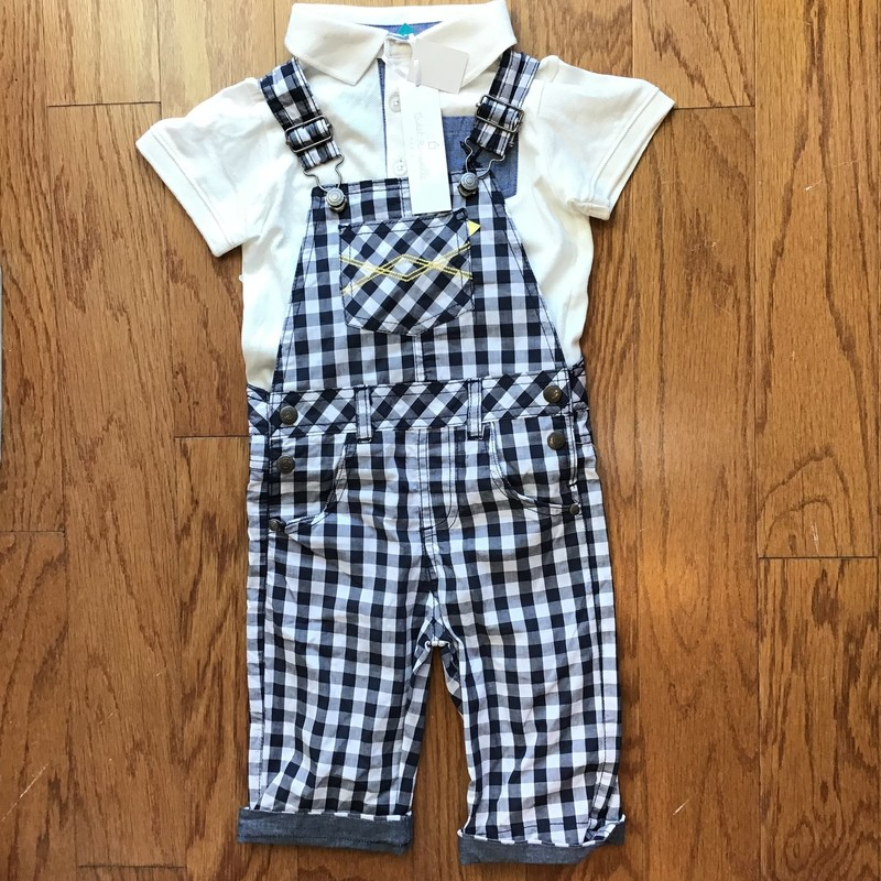 Cadet Rousselle 2pc NEW, Blue, Size: 24m<br /> <br /> <br /> BRAND NEW WITH TAGS.<br /> <br /> <br /> ALL SALES ARE FINAL. NO RETURNS OR EXCHANGES.