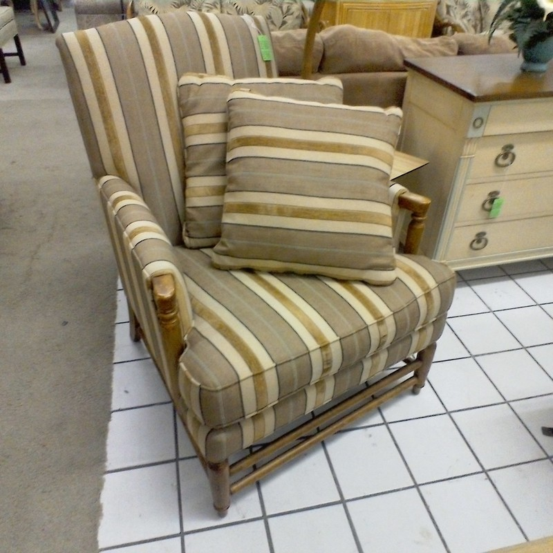 ACCENT CHAIR, None, Size: None