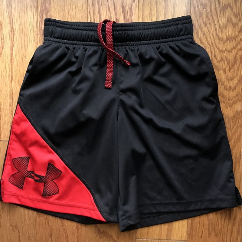 Under Armour Short, Black, Size: Xs<br /> <br /> <br /> <br /> ALL ONLINE SALES ARE FINAL. NO RETURNS OR EXCHANGES.