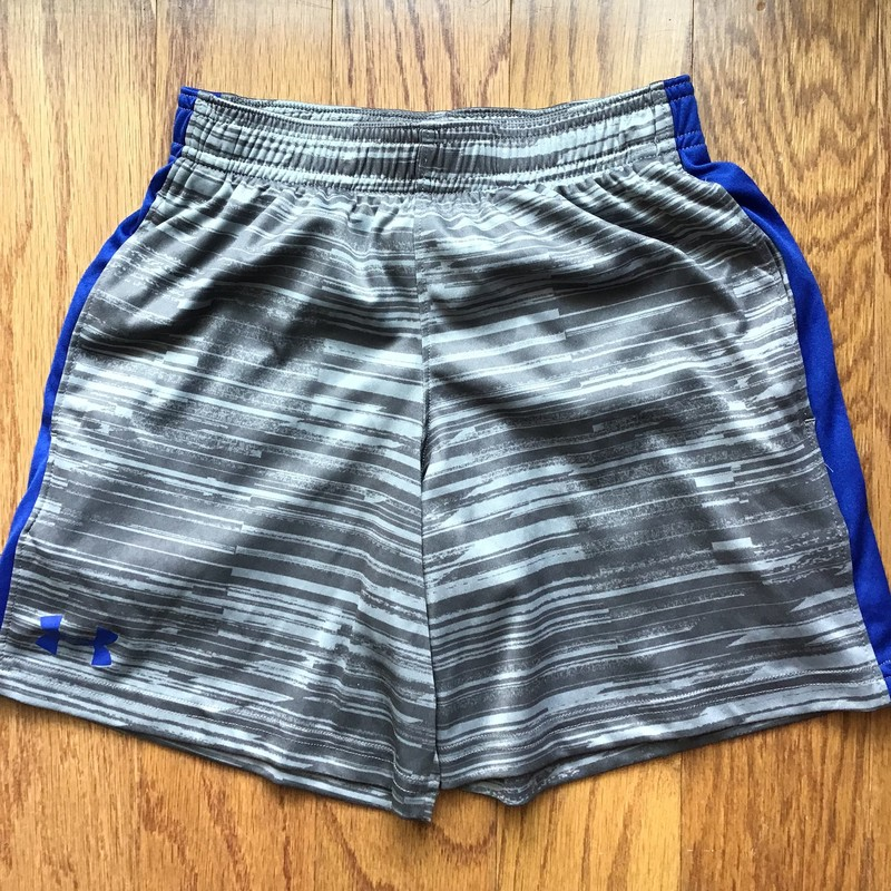 Under Armour Short, Gray, Size: Xs<br /> <br /> <br /> <br /> <br /> ALL ONLINE SALES ARE FINAL. NO RETURNS OR EXCHANGES.