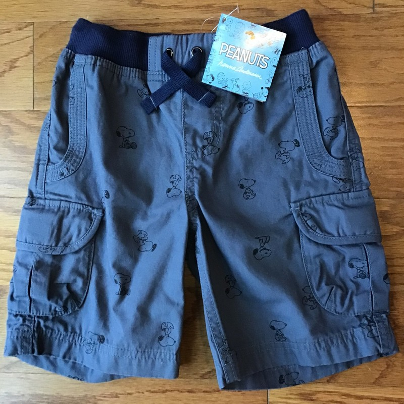 Hanna Andersson Short NEW, Blue, Size: 4<br /> <br /> <br /> BRAND NEW WITH TAG!<br /> <br /> <br /> ALL ONLINE SALES ARE FINAL. NO RETURNS OR EXCHANGES.