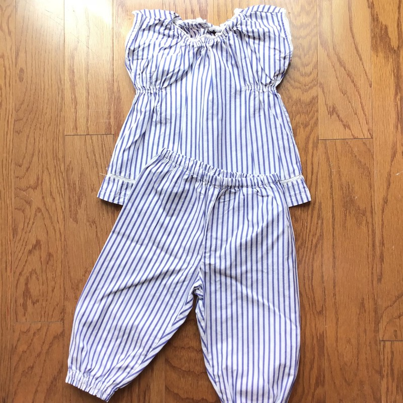Victoria Beckham Tar 2pc, Stripe, Size: 18m<br /> <br /> <br /> <br /> ALL ONLINE SALES ARE FINAL. NO RETURNS OR EXCHANGES.