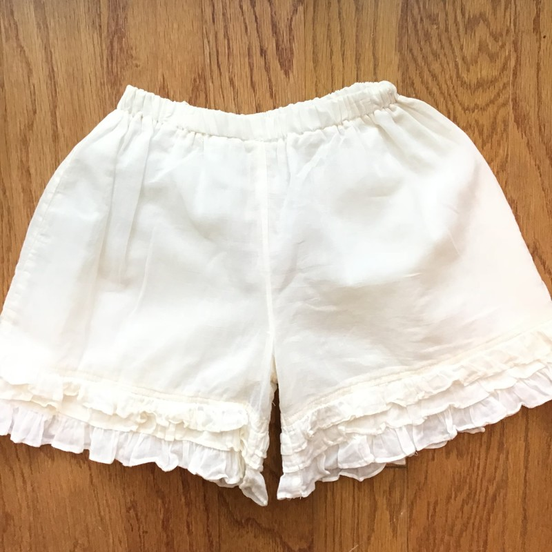 Persnickety Short, Beige, Size: 7<br /> <br /> <br /> ALL SALES ARE FINAL. NO RETURNS OR EXCHANGES.