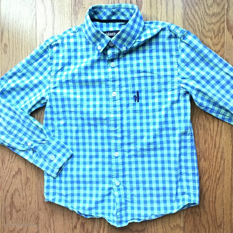 Johnnie O Shirt, Multi, Size: 6<br /> <br /> <br /> <br /> ALL ONLINE SALES ARE FINAL. NO RETURNS OR EXCHANGES.