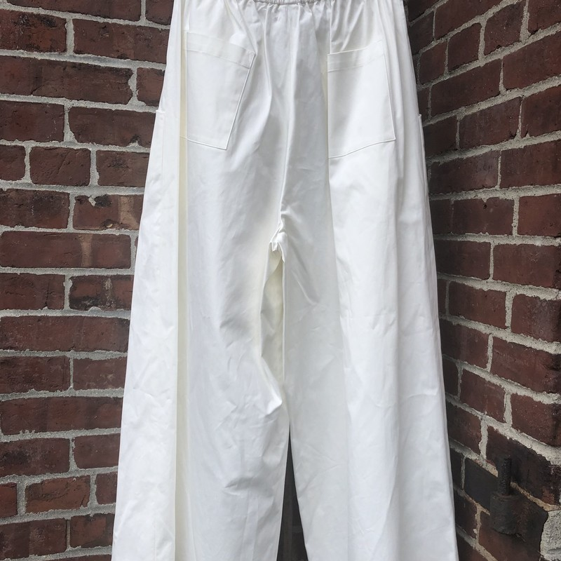 Tome White Karate Pant NW, White, Size: Medium<br /> includes sash. nice weighty cotton well made pants