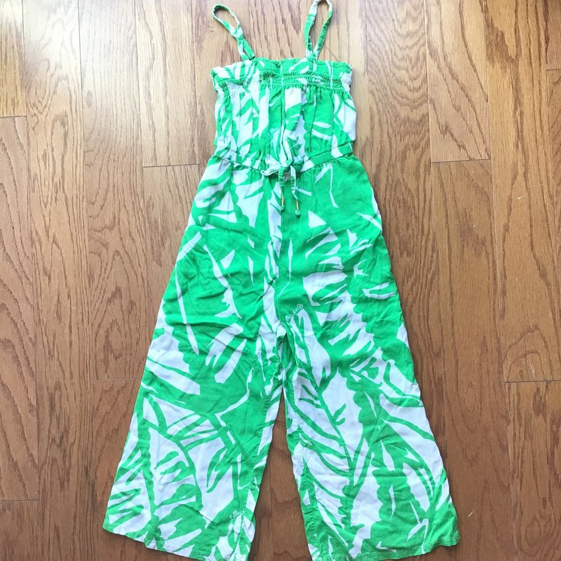 Lilly Pulitzer Tar Romper, Green, Size: 4-5<br /> <br /> <br /> LILLY PULITZER FOR TARGET<br /> <br /> LIGHT WASH WEAR<br /> <br /> <br /> <br /> ALL ONLINE SALES ARE FINAL. NO RETURNS OR EXCHANGES.