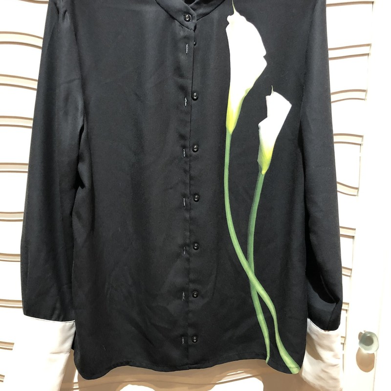 Victoria Beckham For T To, Black, Size: Largegorgeous piece