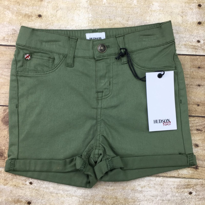 Size: 4 (Kids)<br /> Brand: Hudson NWT<br /> $14.99<br /> <br /> Cross posted, items are located at #PipsqueakResaleBoutique, payments accepted: cash, paypal & credit cards. Any flaws will be described in the comments. More pictures available with link above. Local pick up available at the #VancouverMall, tax will be added (not included in price), shipping available (not included in price), item can be placed on hold with communication, message with any questions. Join Pipsqueak Resale - Online to see all the new items! Follow us on IG @pipsqueakresale & Thanks for looking!<br /> <br /> Due to the nature of consignment, any known flaws will be described; ALL SHIPPED SALES ARE FINAL. All items are currently located inside Pipsqueak Resale Boutique as a store front, items purchased on location before items are prepared for shipment will be refunded.<br /> <br /> #resalerocks #hudson #nwt #pipsqueakresale #vancouverwa #portland #reusereducerecycle #fashiononabudget #chooseused #consignment #savemoney #shoplocal #weship #shoplocalonline #resale #resaleboutique #mommyandme #minime #fashion #reseller #pipsqueak_girls_size4 #girls_size4 #girls_size_4