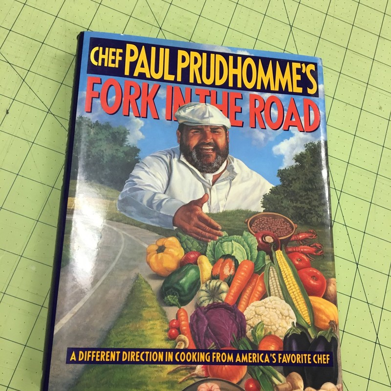 Paul Prudhomme Cookbook, Multi, Size: 7.5x9.5
