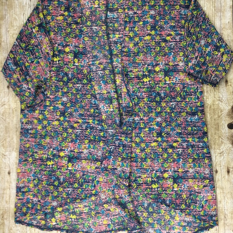Sweater<br /> LulaRoe<br /> Womens<br /> Size: 3<br /> <br /> Due to the nature of consignment, any known flaws will be described; ALL SHIPPED SALES ARE FINAL. All items are currently located inside Pipsqueak Resale Boutique as a store front, items purchased on location before items are prepared for shipment will be refunded.