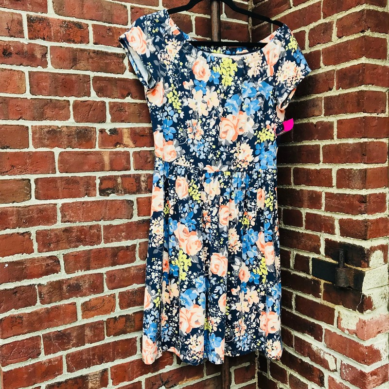 Rebecca Taylor Dress, Floral, Size: Large