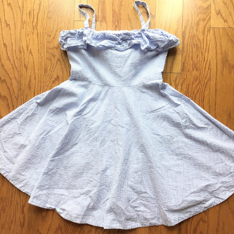 Polo Ralph Lauren Dress, Blue, Size: 10<br /> <br /> <br /> <br /> ALL ONLINE SALES ARE FINAL. NO RETURNS OR EXCHANGES.