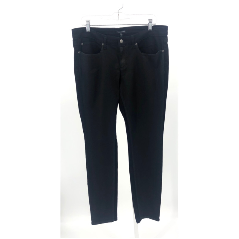 Eileen Fisher Black Jeans<br /> <br /> Waist: 36 in<br /> Length: 41 in