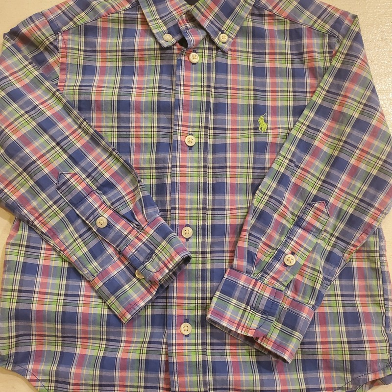 Ralph Lauren - Oxford, Size: 2