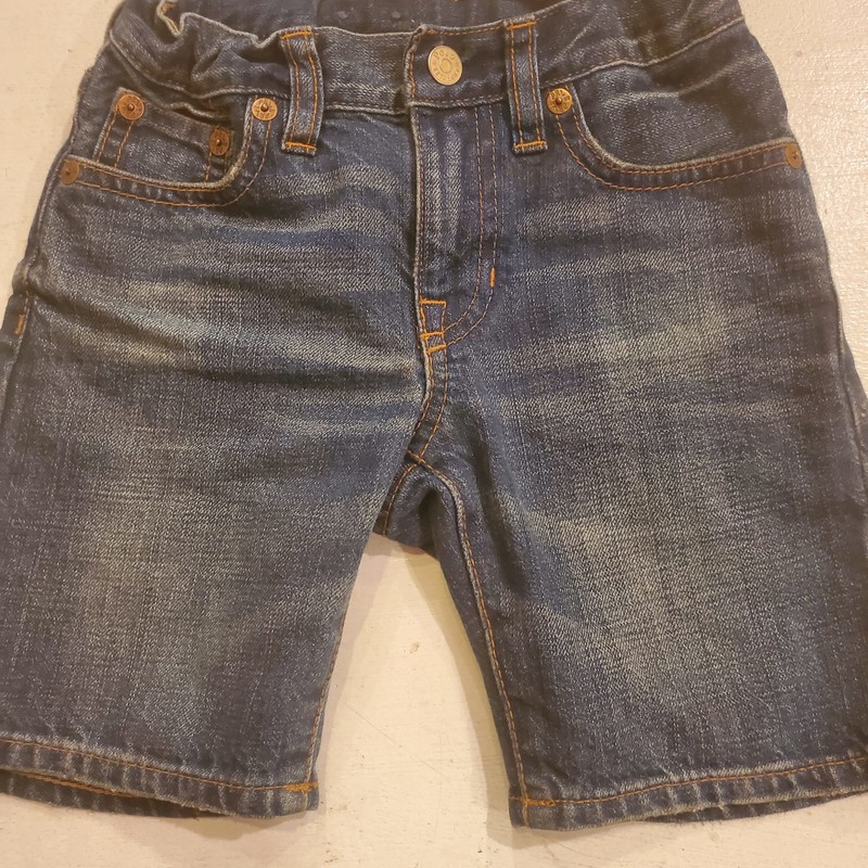 Ralph Lauren Denim Short, Size: 4