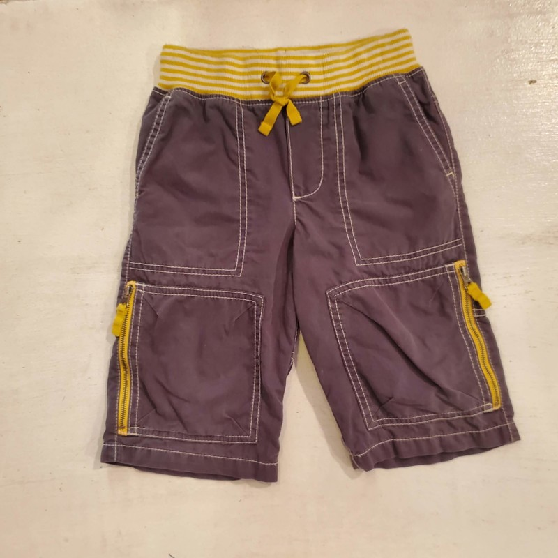 Boden Shorts, Grey, Size: 5