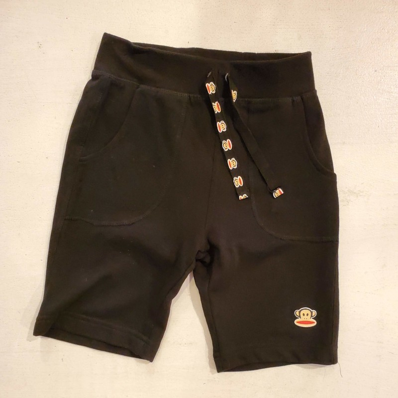 Paul Frank Short, Black, Size: 4