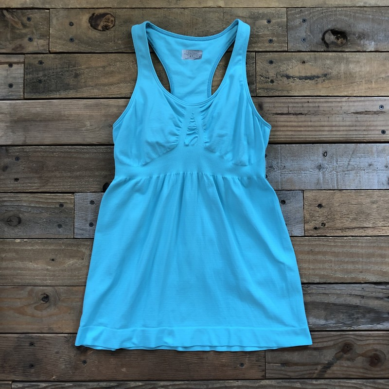 Athleta Workout Tank<br /> Color: Blue<br /> Size: Small