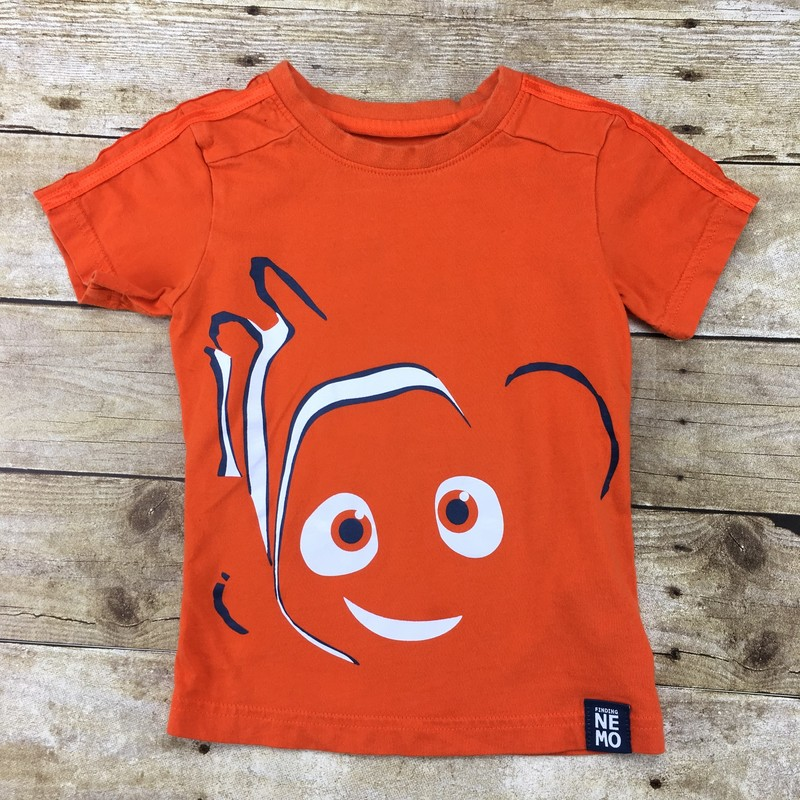 Shirt (Nemo)<br /> Adidas<br /> Boy<br /> Size: 2t<br /> <br /> Due to the nature of consignment, any known flaws will be described; ALL SHIPPED SALES ARE FINAL. All items are currently located inside Pipsqueak Resale Boutique as a store front, items purchased on location before items are prepared for shipment will be refunded.