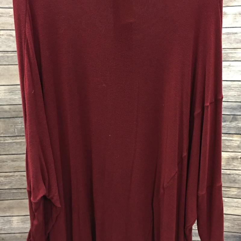 Free People Top, Red, Size: OS