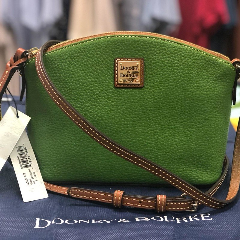 DOONEY, Green, Size: NEW