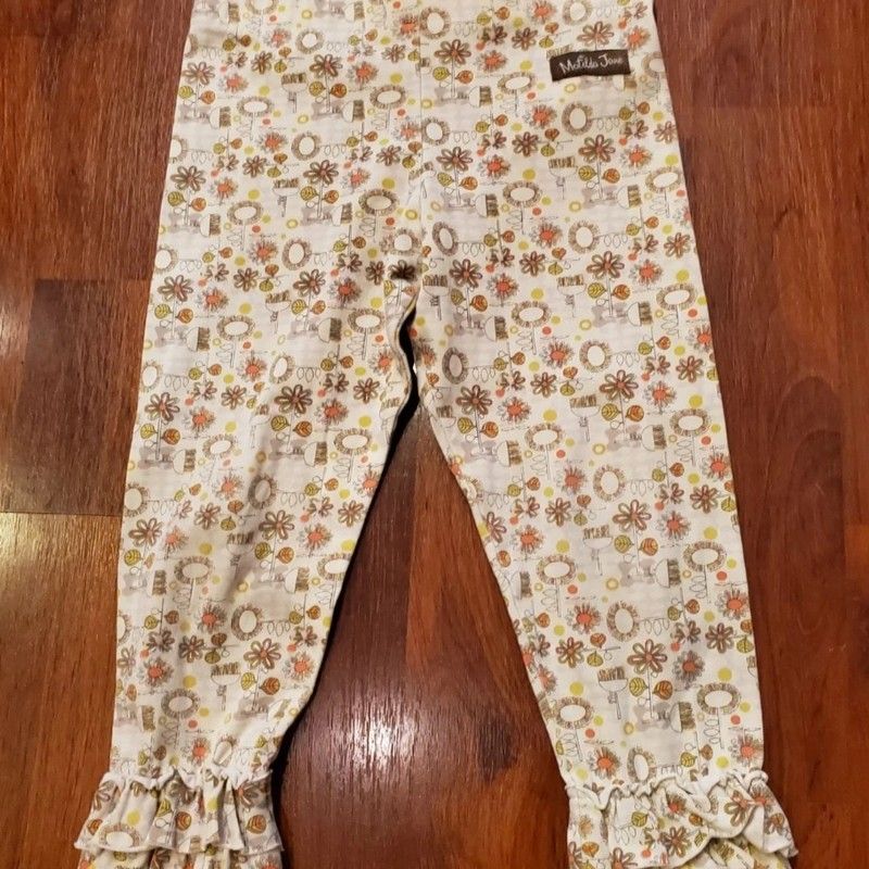 Matilda Jane Legging, None, Size: 18 Months