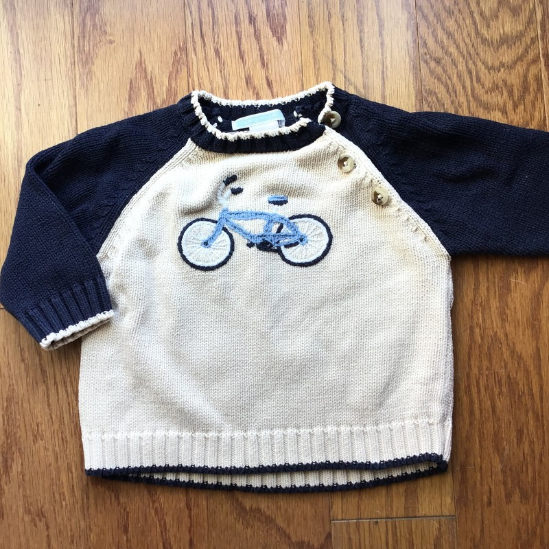Janie Jack Sweater, Multi, Size: 3-6m<br /> <br /> <br /> <br /> ALL SALES ARE FINAL. NO RETURNS OR EXCHANGES.