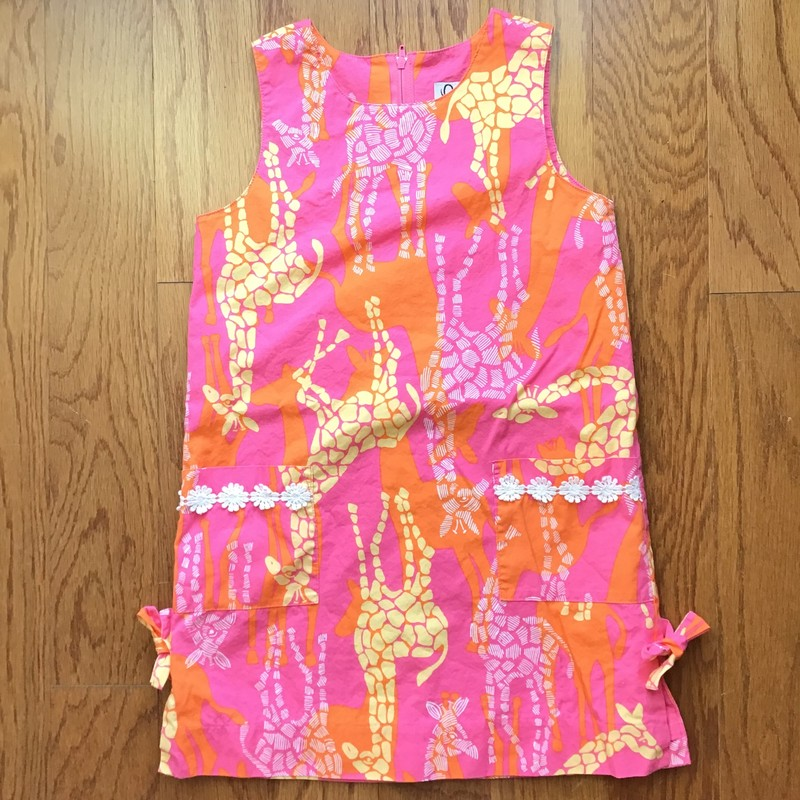 Lilly Pulitzer Dress, Pink, Size: 6<br /> <br /> <br /> <br /> ALL ONLINE SALES ARE FINAL. NO RETURNS OR EXCHANGES.
