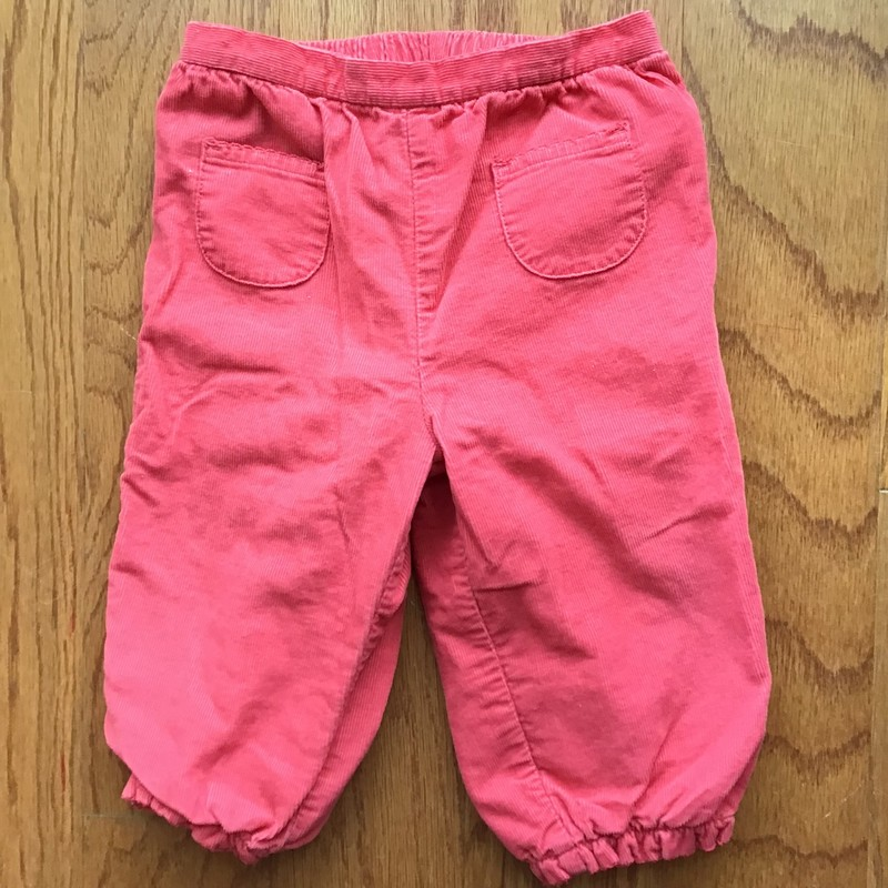 Janie Jack Pant, Orange, Size: 6-12m<br /> <br /> <br /> <br /> ALL ONLINE SALES ARE FINAL. NO RETURNS OR EXCHANGES.