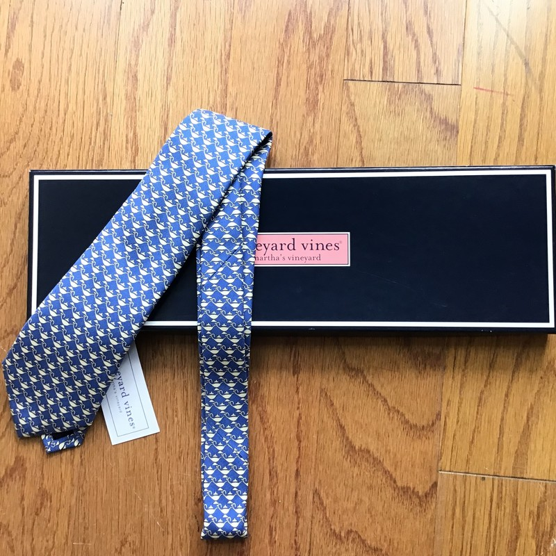 Vineyard Vines Tie NEW, ., Size: .<br /> <br /> <br /> BRAND NEW WITH TAG<br /> <br /> <br /> ALL SALES ARE FINAL. NO RETURNS OR EXCHANGES.