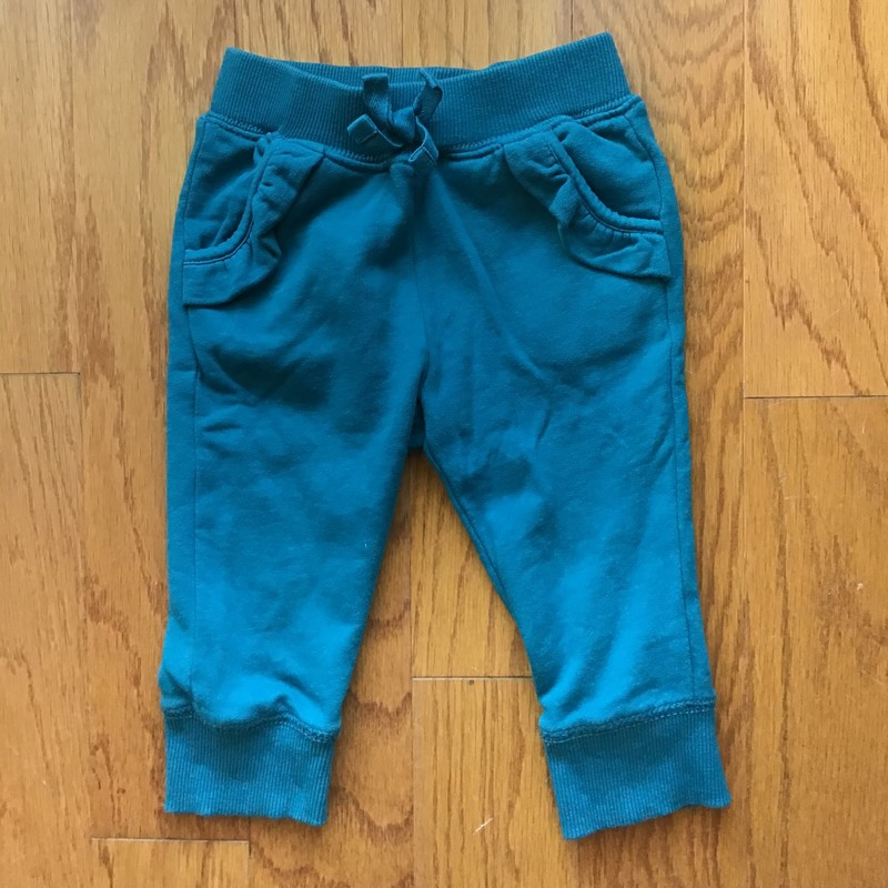 Hanna Andersson Pant, Teal, Size: 18-24m<br /> <br /> <br /> ALL ONLINE SALES ARE FINAL. NO RETURNS OR EXCHANGES.