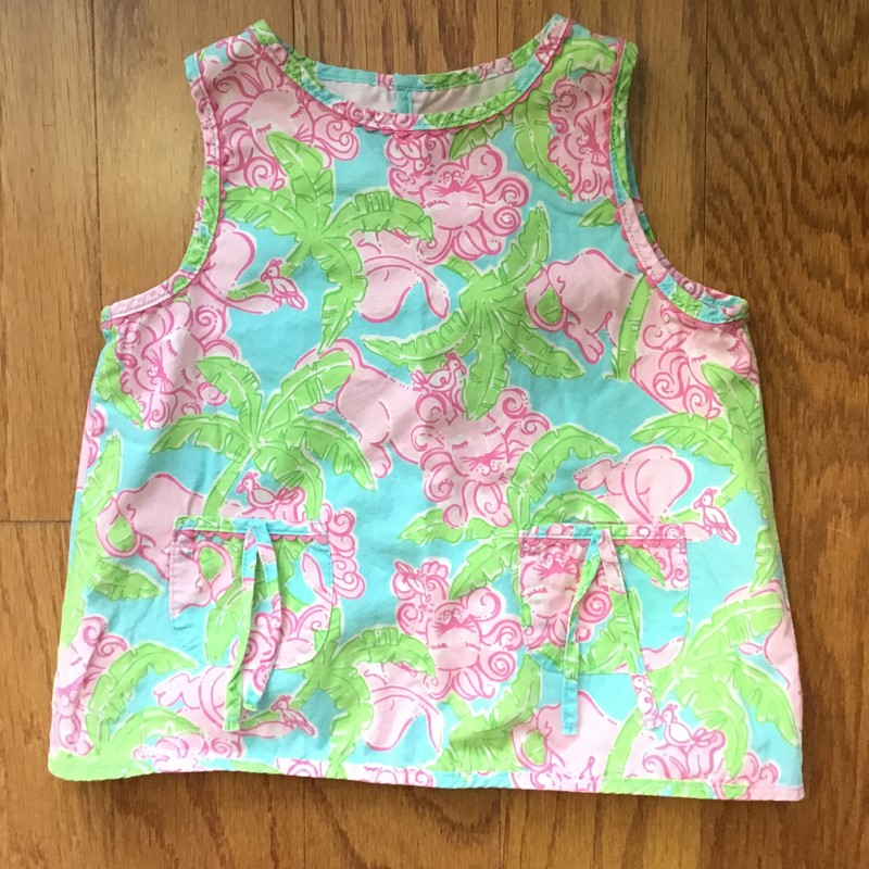 Lilly Pulitzer Dress, Multi, Size: 6-12m<br /> <br /> <br /> ALL ONLINE SALES ARE FINAL. NO RETURNS OR EXCHANGES.