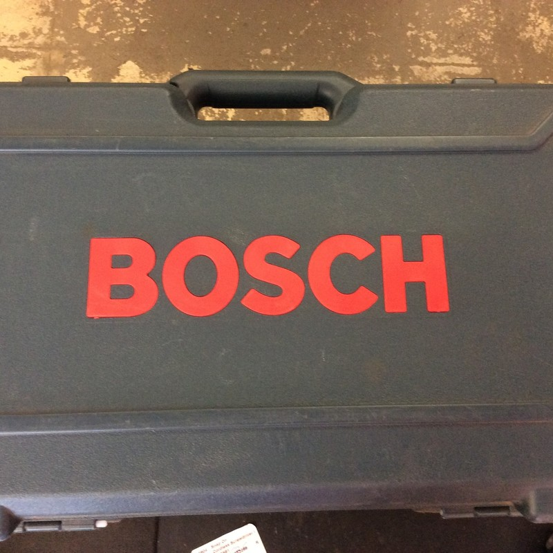 Bosch 38636 36-Volt Lithium-Ion Drill Driver Kit. Comes in a Case with 2 Batteries and Charger.<br /> <br /> *EXCELLENT CONDITION*<br /> <br /> *MADE IN SWITZERLAND*