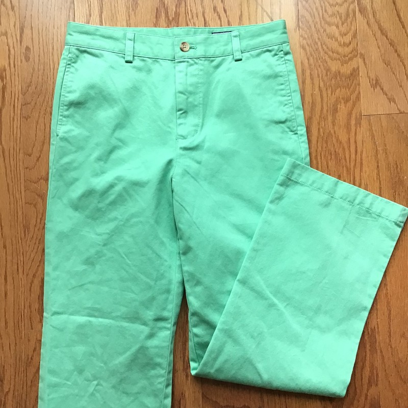 Vineyard Vines Pant, Size: 14<br /> <br /> <br /> ALL ONLINE SALES ARE FINAL. NO RETURNS OR EXCHANGES.