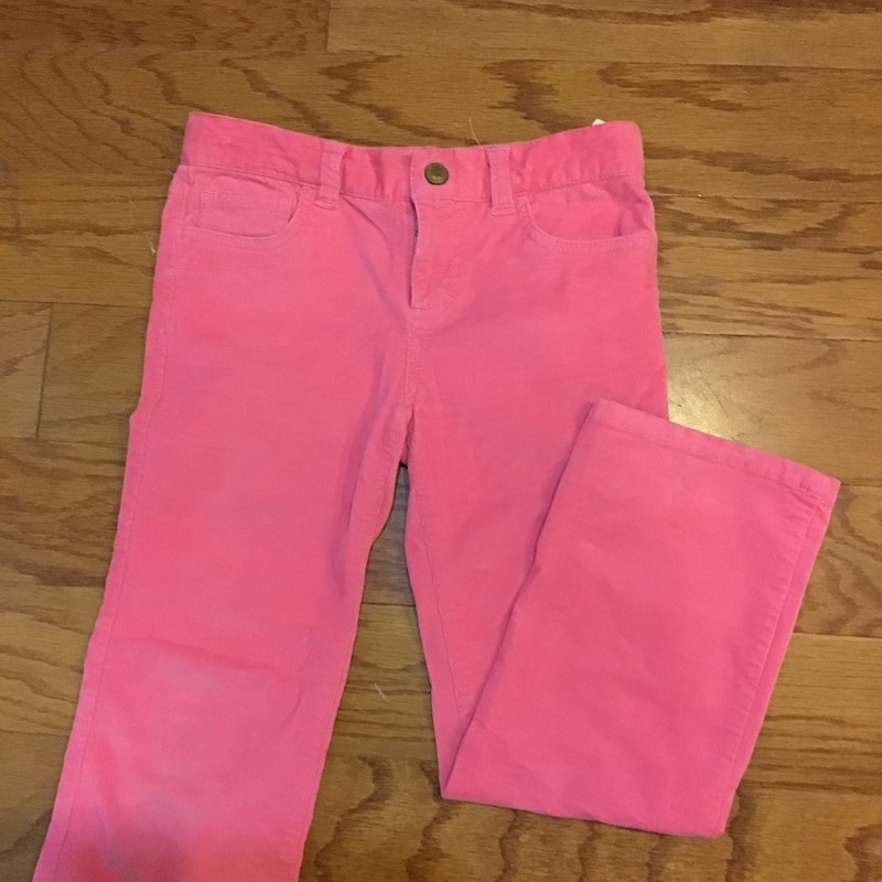 Lilly Pulitzer Cord Pant, Pink, Size: 6<br /> <br /> <br /> ALL ONLINE SALES ARE FINAL. NO RETURNS OR EXCHANGES.