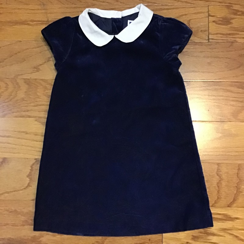 Janie Jack Dress, Blue, Size: 2<br /> <br /> <br /> ALL ONLINE SALES ARE FINAL. NO RETURNS OR EXCHANGES.