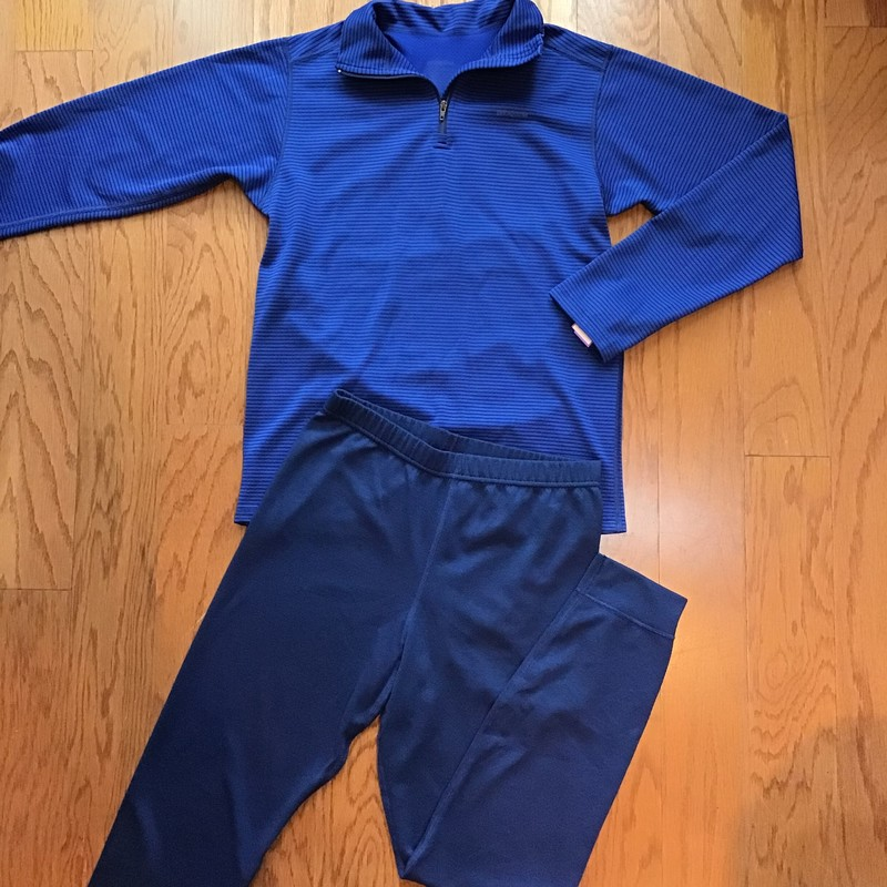 Patagonia 2pc Outfit, Blue, Size: 12<br /> <br /> Great deal! Top alone retails for $45<br /> <br /> ALL ONLINE SALES ARE FINAL. NO RETURNS OR EXCHANGES.