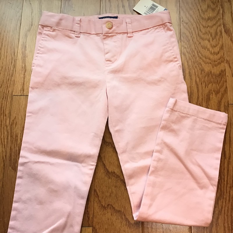Ralph Lauren Pant NEW, Pink, Size: 6<br /> <br /> <br /> ALL ONLINE SALES ARE FINAL. NO RETURNS OR EXCHANGES.