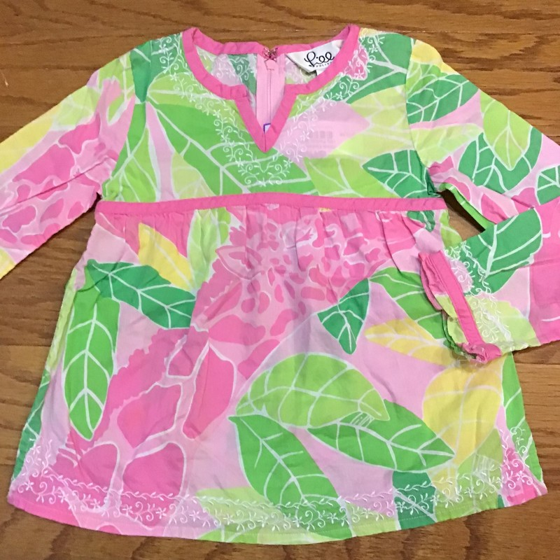 Lilly Pulitzer Dress, Multi, Size: 4<br /> <br /> <br /> ALL ONLINE SALES ARE FINAL. NO RETURNS OR EXCHANGES.