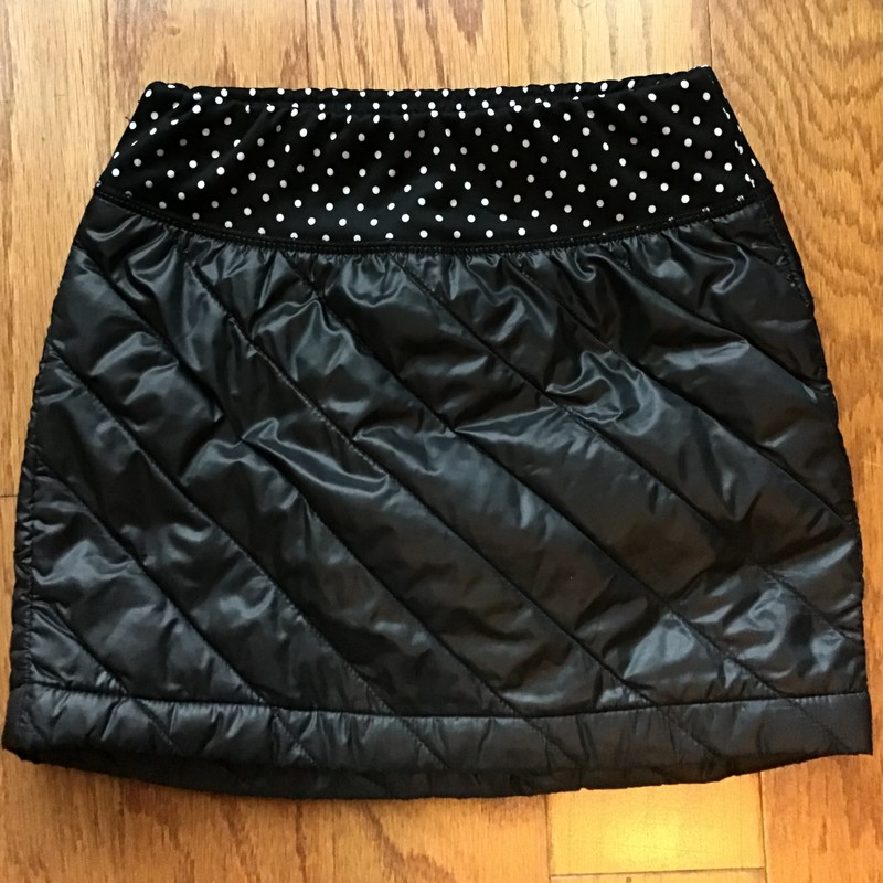 Columbia Skirt, Black, Size: 6<br /> <br /> <br /> ALL ONLINE SALES ARE FINAL. NO RETURNS OR EXCHANGES.