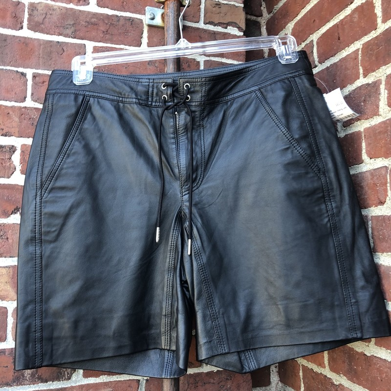 Alexander Wang Leather Sh, Black, Size: Small<br /> size 4/6