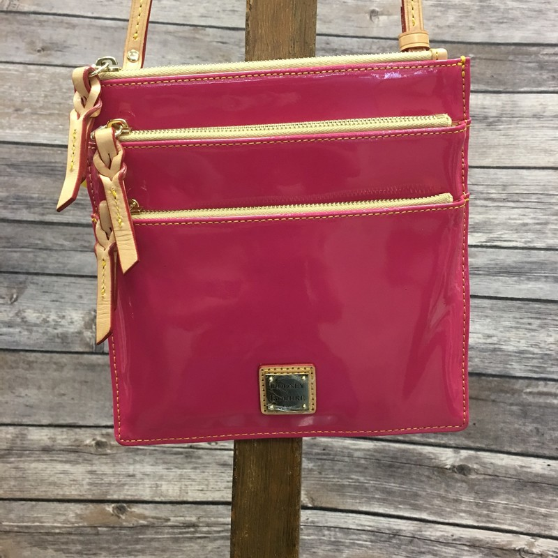 Dooney & Bourke Purse, Pink, Size: None