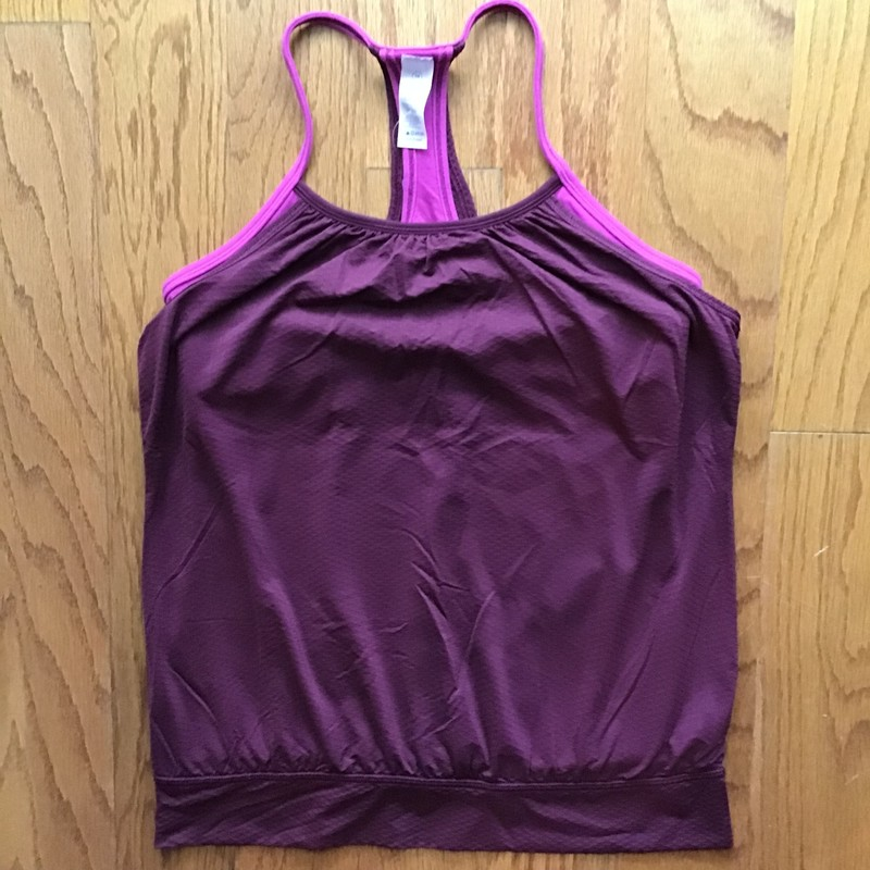 Ivivva Double Dutch Tank, Purple, Size: 14<br /> <br /> <br /> ALL ONLINE SALES ARE FINAL. NO RETURNS OR EXCHANGES.